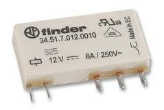 12V FİNDER CİKLET RÖLE (3451)( 12V 6A )