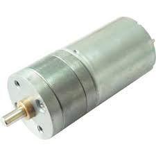25mm 12V 120 Rpm Redüktörlü DC Motor