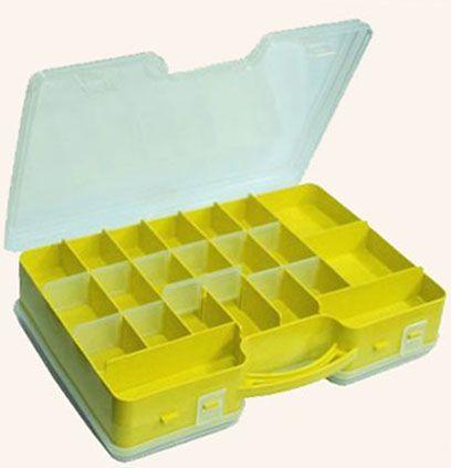 844PLS Plastik Bölmeli Kutu