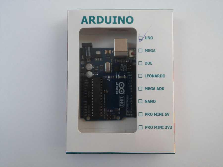 Arduino Uno R3 ( DIP model -Usb Kablo Dahil)