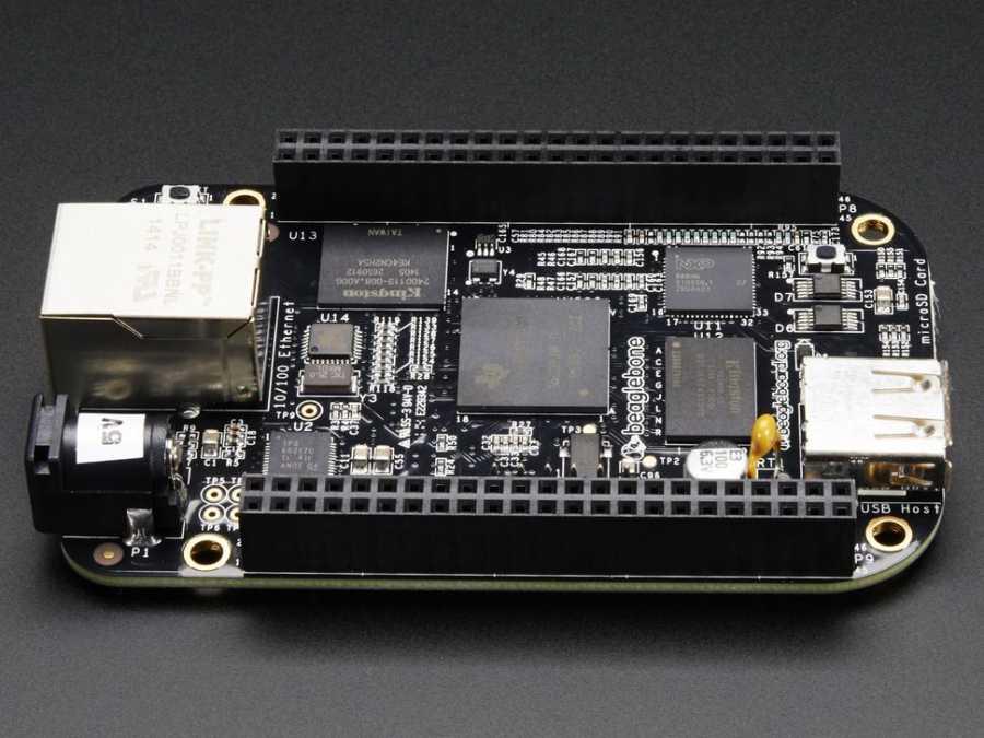 BeagleBone Black Rev C (Yeni Versiyon)