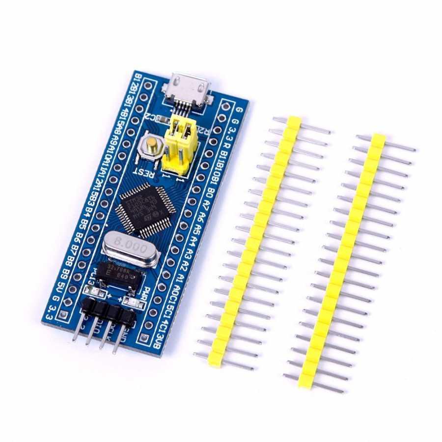 STM32F103C8T6 Mini Development Board (ARDUİNO)