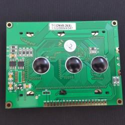 TG12864B-28 MAVİ LCD DİSPLAY - Thumbnail