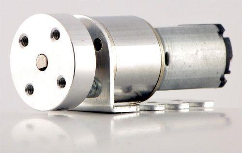 Universal Alüminyum 3mm Şaft Montaj Hubı | M3 Delikli ( 2 Adet) - pololu - #1996