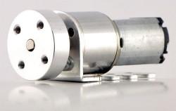 Universal Alüminyum 3mm Şaft Montaj Hubı | M3 Delikli ( 2 Adet) - pololu - #1996 - Thumbnail