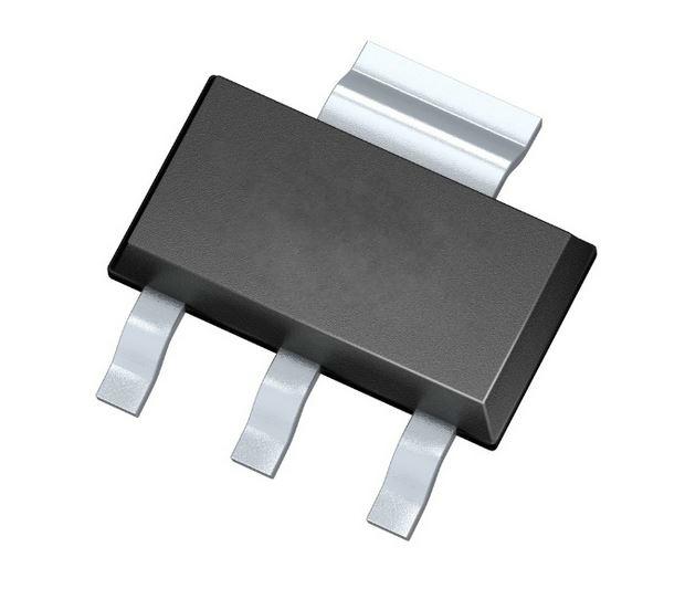 IRFL110TRPBF / 1500mA, 100V, N-CHANNEL, Si, SMALL SIGNAL, MOSFET