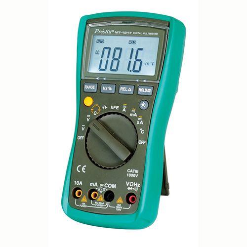 MT-1217 3 3/4 Auto Range Digital Multimeter - Proskit