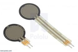 0.6'' Kuvvete Duyarlı Dairesel Sensör - pololu - #1696 - Thumbnail