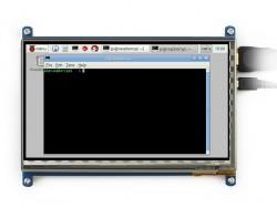 Raspberry Pi 7 Inch HDMI Lcd (B) Ekran 800×480 Geniş Platform Desteği -WaveShare- - Thumbnail