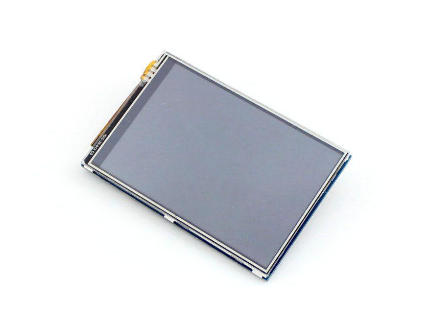 Raspberry Pi 3.5 Inch Lcd Ekran (A) 320×480 -WaveShare-