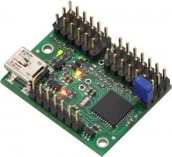 12 Kanal USB Servo Motor Kontrol Devresi - Pololu - Thumbnail