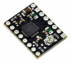 A4988 Stepper Motor Driver Carrier, Black Edition - pololu - #2128 - Thumbnail