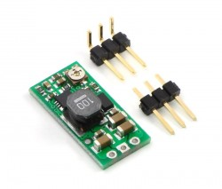 Adjustable Boost Regulator 4-25V - pololu - # 799 - Thumbnail