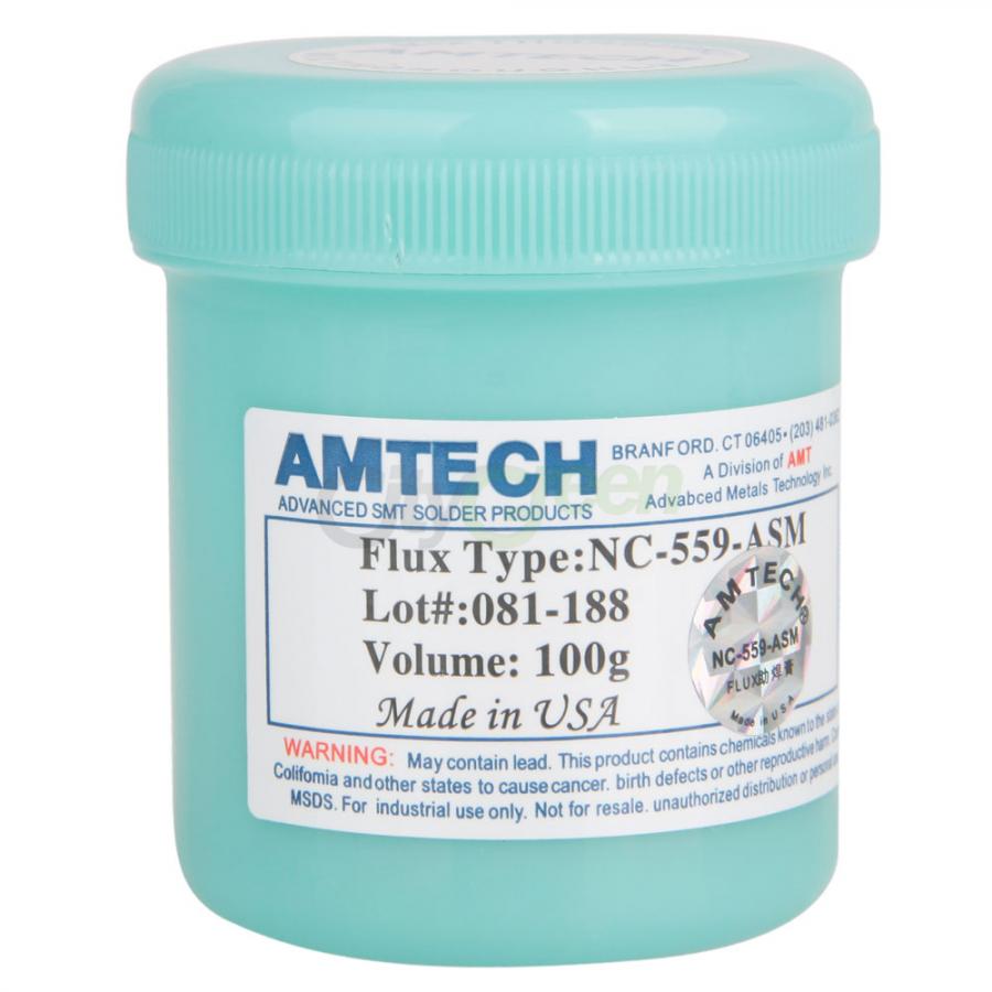 AMTECH NC-559-ASM Flux Krem 100G