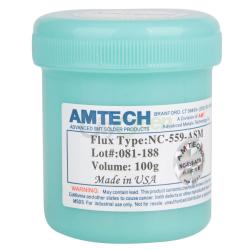 AMTECH NC-559-ASM Flux Krem 100G - Thumbnail