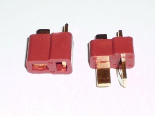 Deans Ultra Plug 40-80A Li-Po Konnektör
