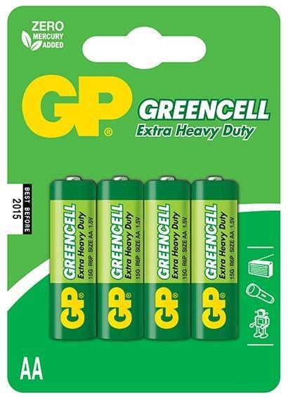 GP Kalem Pil (4'lü Paket)