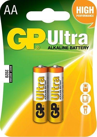 GP Ultra Alkalin Kalem (AA) 2'li