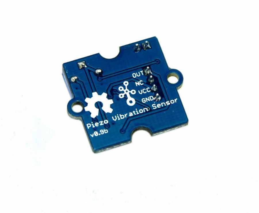 Grove - Piezo Titreşim Sensörü / SeeedStudio