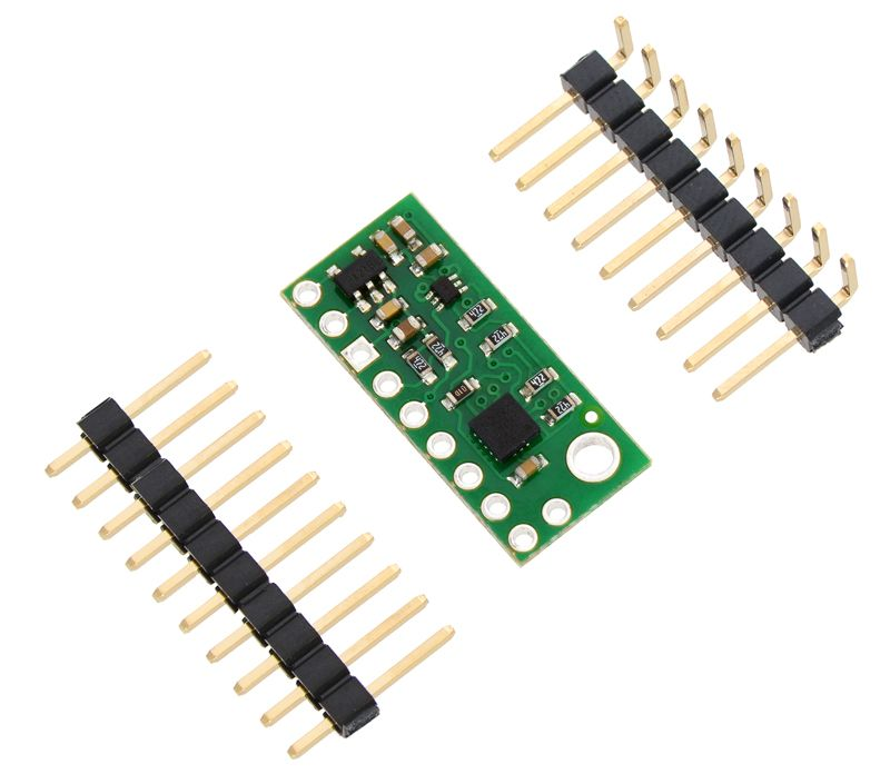 L3GD20H 3-Axis Gyro Carrier with Voltage Regulator - pololu - #2129