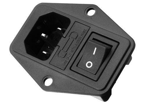 Power Giriş Sigortalı Anahtarlı Pano Tip