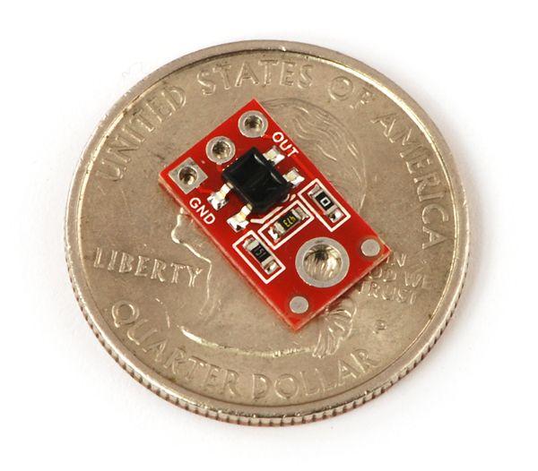 QTR-1RC Kızılötesi Dijital Sensör Paketi ( 2 Adet) - pololu - #2459
