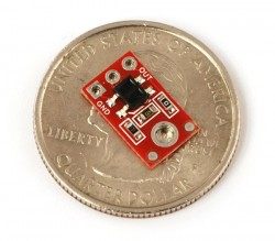QTR-1RC Kızılötesi Dijital Sensör Paketi ( 2 Adet) - pololu - #2459 - Thumbnail
