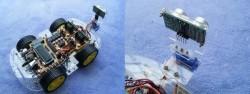 Sg90 Servo motor Plastik tutucu - bağlantı aparatı - Thumbnail