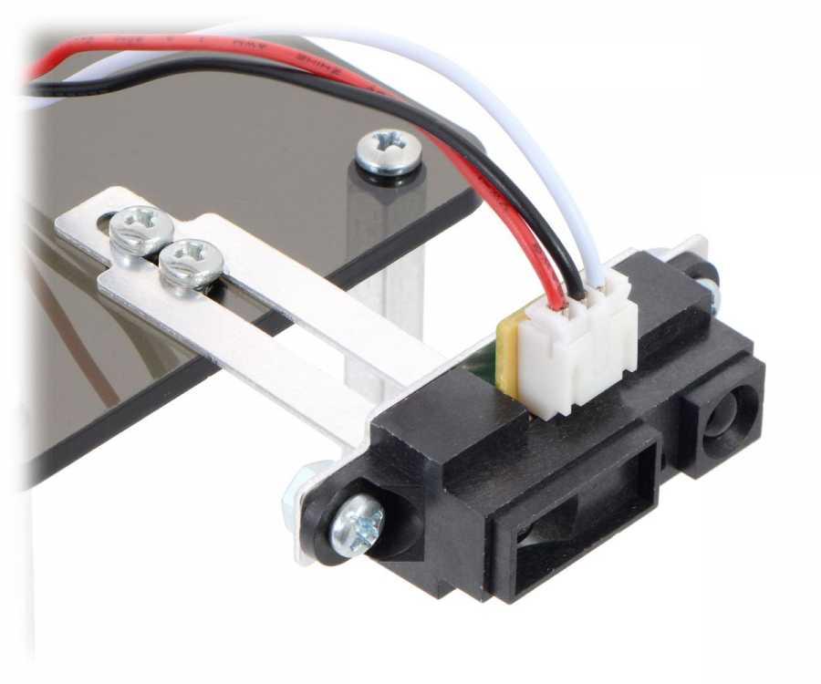 Sharp Sensörler İçin Farklı Seçenekli Montaj Aparatı - pololu - #2679