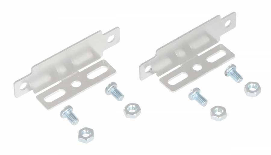 Sharp Sensörler İçin Paralel Montaj Aparatı - pololu - #2678