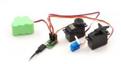 USB Servo Motor Kontrol Kartı (18 Kanal) - Pololu - 1354 - Thumbnail