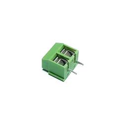 2 Pin 0 No 5.08mm Yeşil Klemens - Thumbnail