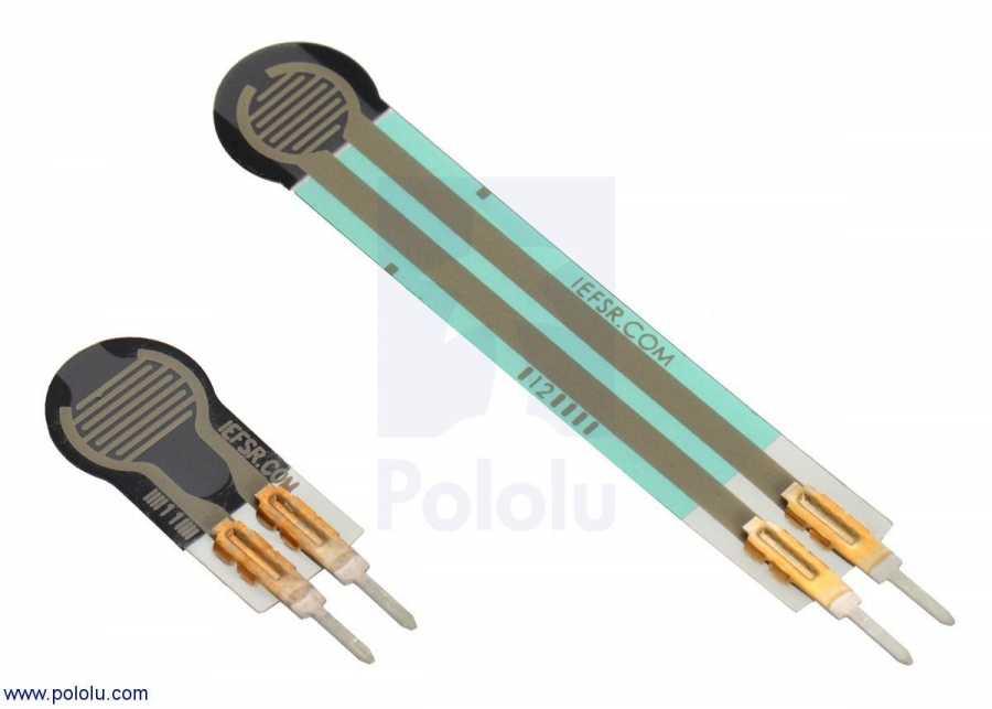 0.2 inç Kuvvete Duyarlı Dairesel Sensör - Pololu - #1695