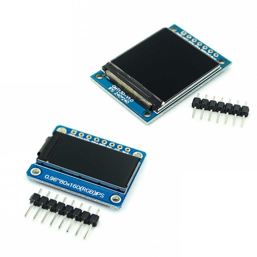 0.96 inch Oled Arduino TFT LCD Ekran Modülü
