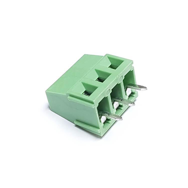 3 Pin 1 No 5.08mm Yeşil Klemens