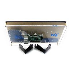 10.1 Inch HDMI LCD Ekran (H) - Muhafazalı - 1024x600 - Thumbnail