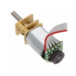 10:1 Mikro Metal Redüktörlü Motor HPCB - Pololu - 3061 - Thumbnail