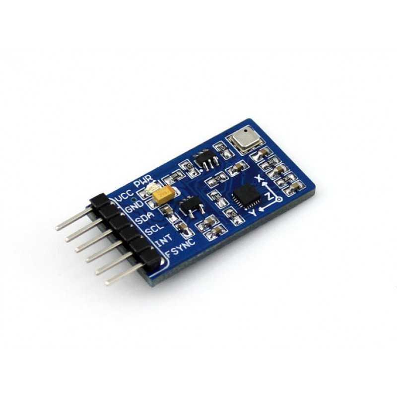 10 DOF IMU Sensör / 9 Eksen MPU9255 IMU ve Barometrik Sensör (Düşük Güç)