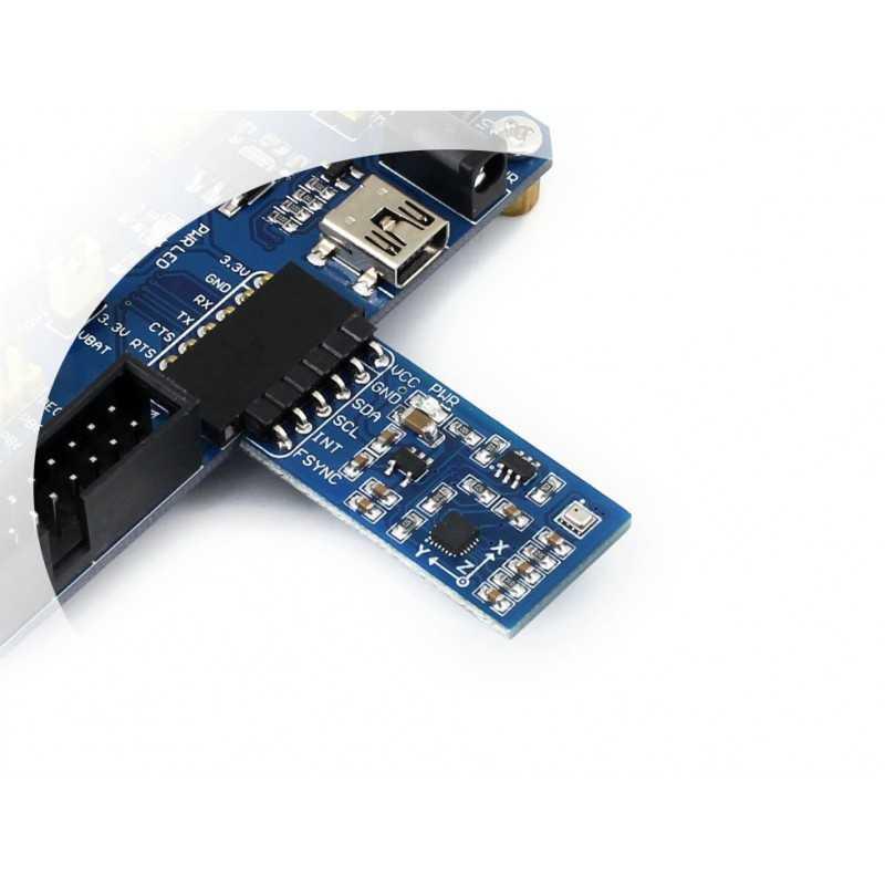 10 DOF IMU Sensör / 9 Eksen MPU9255 IMU ve Barometrik Sensör (Düşük Güç) - Waveshare