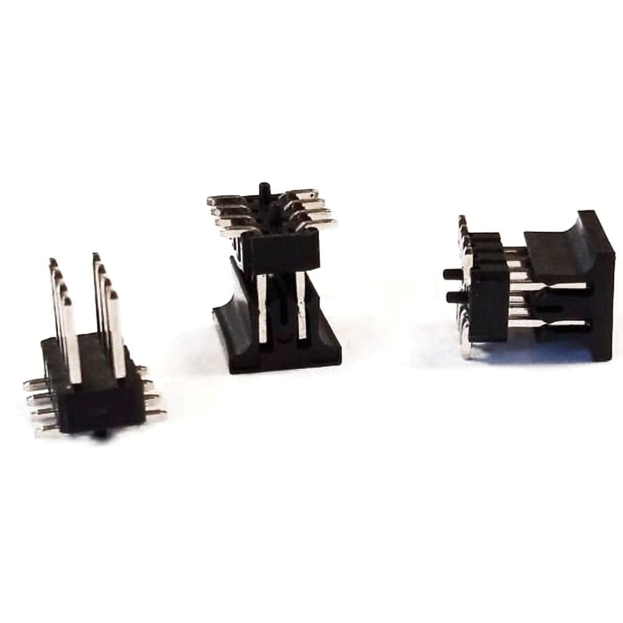 10 Pin (2x5) 1.27mm Smd Erkek Pin Header 90C