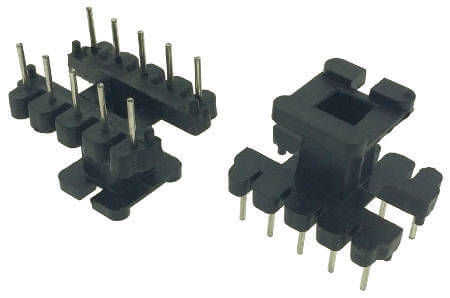 10 Pin Dikey Karkas - EE20