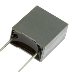100nF 250Vdc 5% Polyester Kondansatör Mkt 5mm - Thumbnail