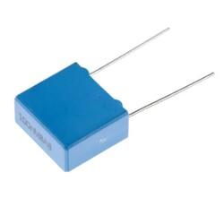 100nF 275Vac 10% Polyester Kondansatör 10mm - Thumbnail