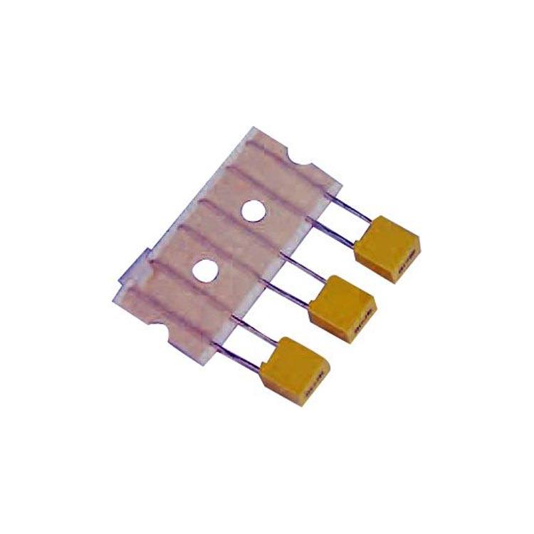 100nF 63V 5mm 5% Polyester Capacitor