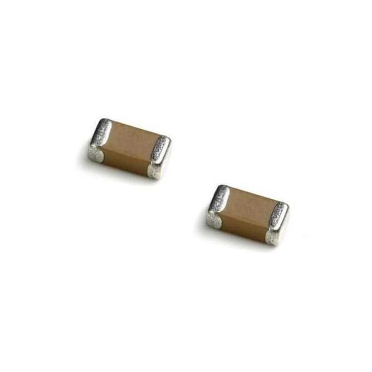 100pF 50V 5% 603 SMD Kondansatör