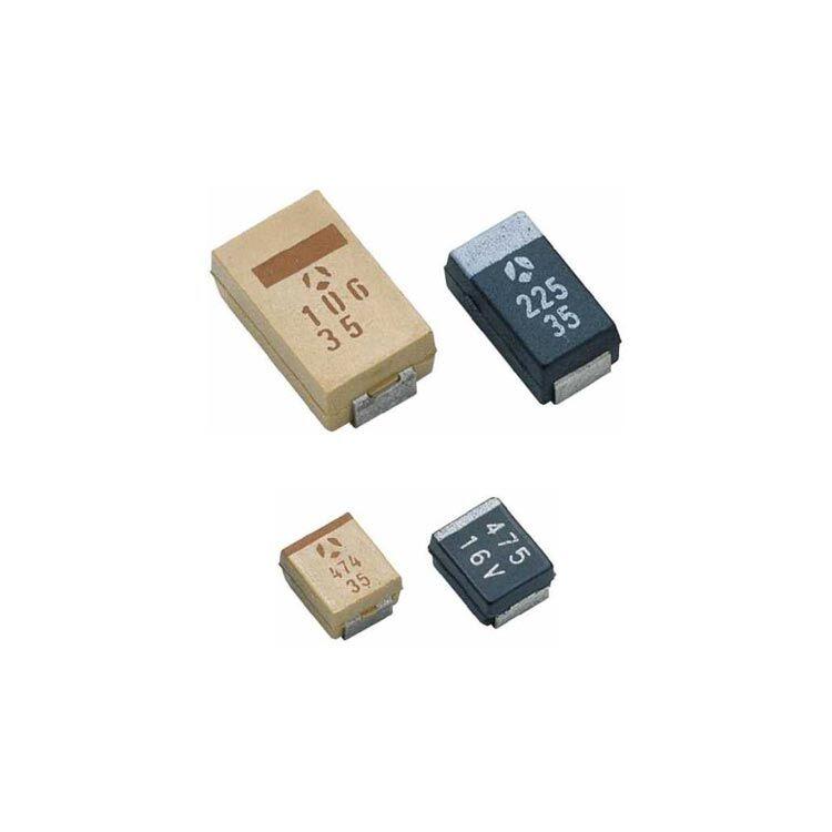 100uF 16V C-Case SMD Tantalum Capacitor