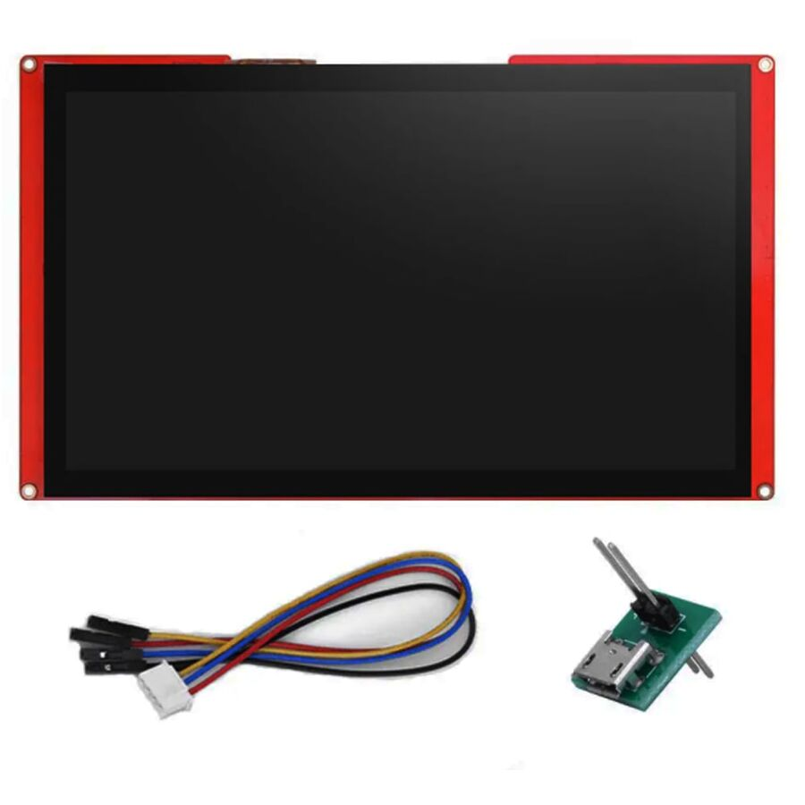 10.1 Inch Nextion HMI Display Kapasitif Ekran - Dokunmatik