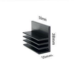 10ASY Alüminyum Soğutucu - 50mm - Thumbnail