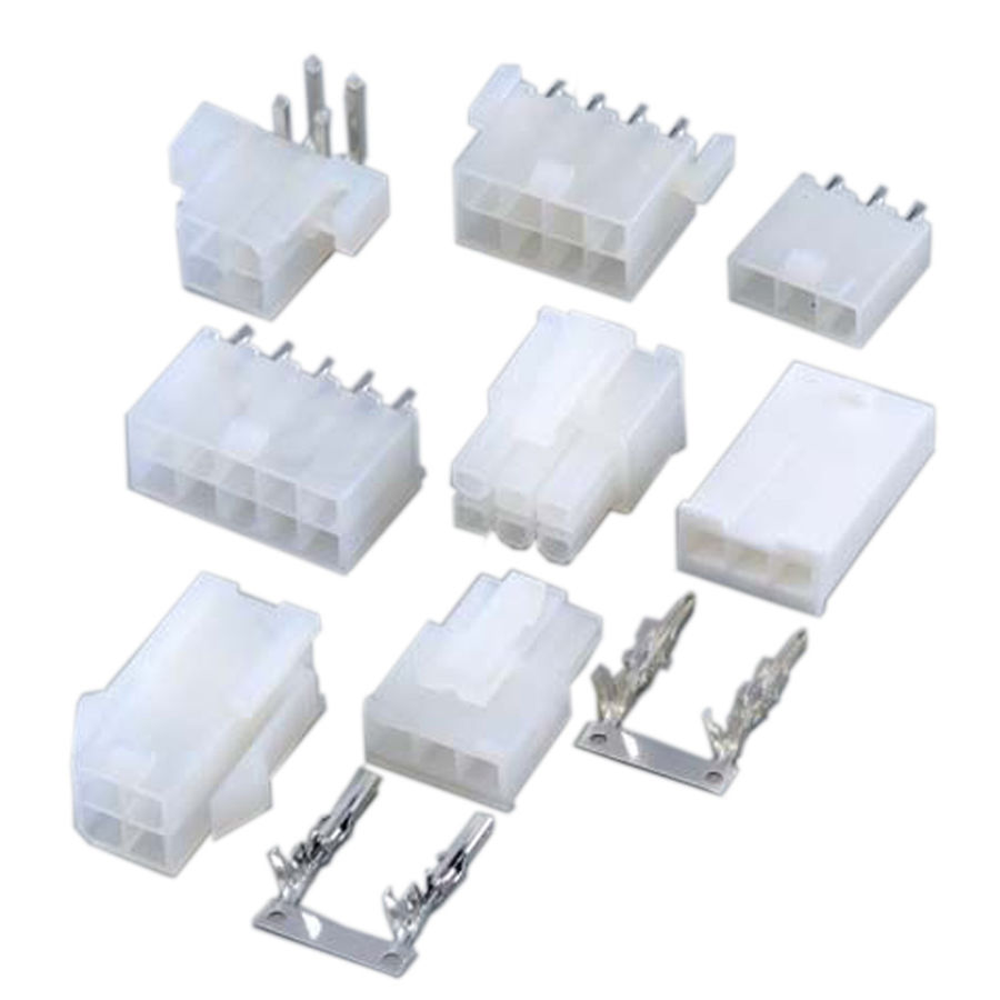 10 Pin 4.20mm Dişi Konnektör