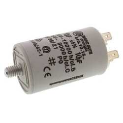10uF 475VAC Polyester Capacitor 12mm 36x58mm - Thumbnail